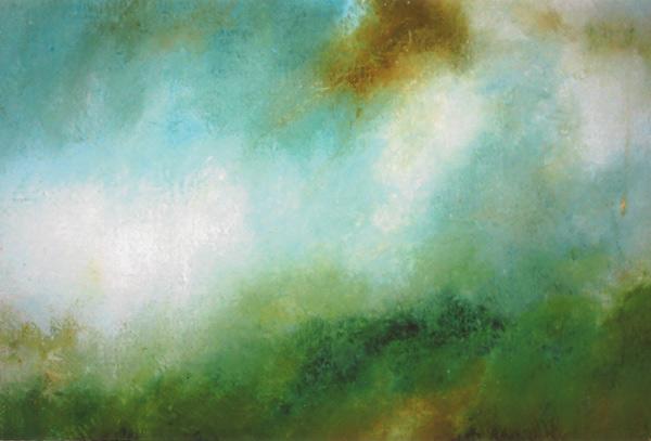 Alsea River Mountain Side - John Boock