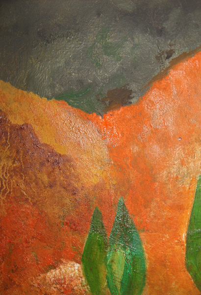 Valley Autumn - John Boock