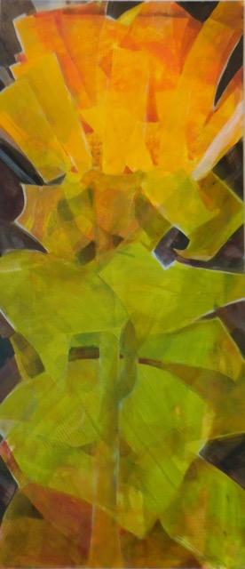 Lynn Powers - Flower Abstract