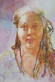 Portrait by Lynn Powers