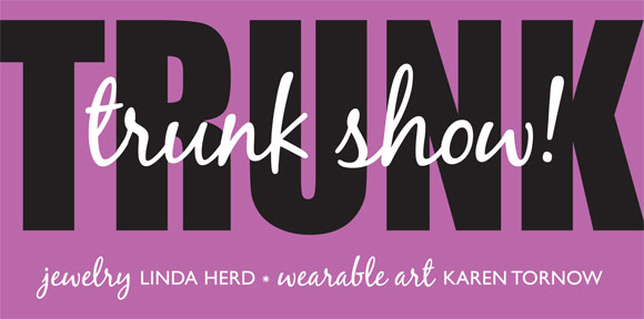 Trunk Show - The Arts Center