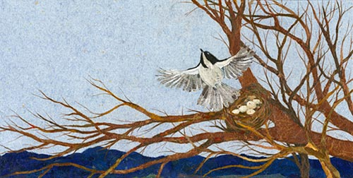 Birds and Branches Workshop - Anna Tewes