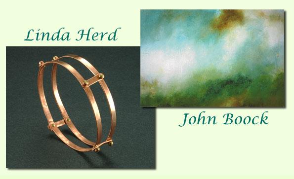 Linda Herd & John Boock