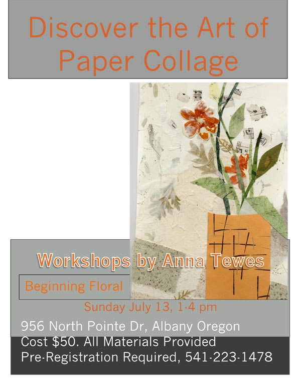 Anna Tewes Workshop