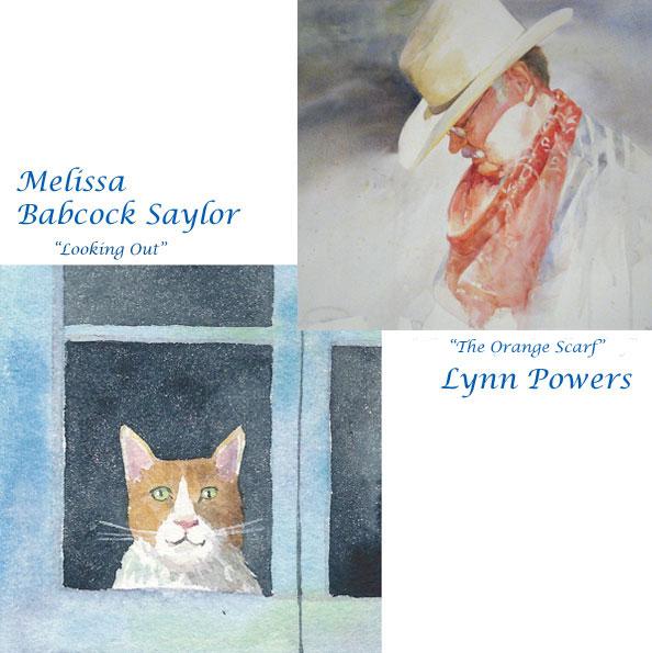 August Featured Artists - Lynn Powers & Melissa Saylor