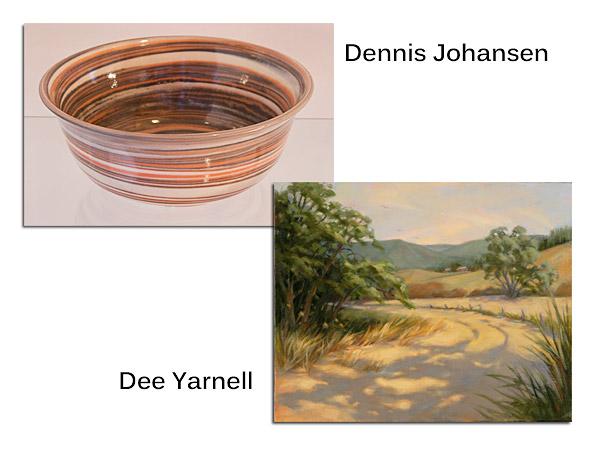 Dee Yarnell, Dennis Johansen