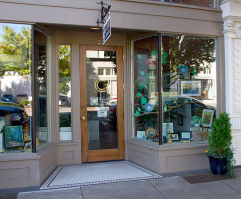 Gallery Calapooia Front Windows