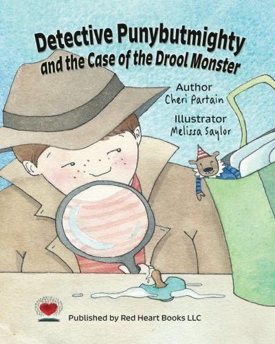 Detective Mightybutpuny - Melissa Saylor Illustrations