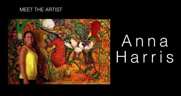 Anna Harris, ACT