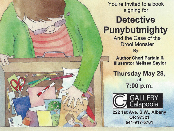 Book Signing at Gallery Calapooia