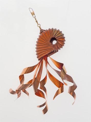 """Sea Creature 1"" by Lori Garcy"