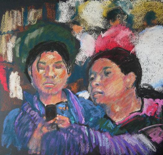"""Cell Phone"" by José Fernando Garcia"