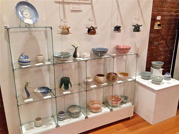 Dennis Johanson Pottery