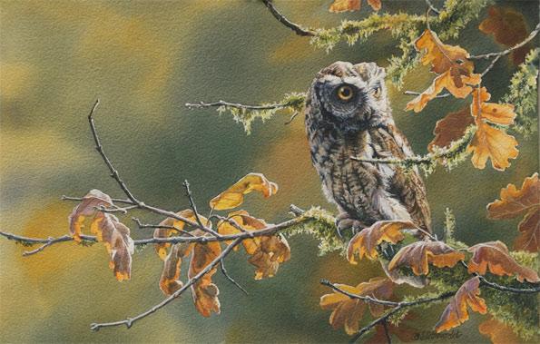 Susan Bourdet watercolor