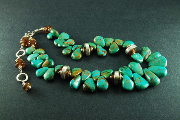 Turquoise N002 - Linda J. Herd