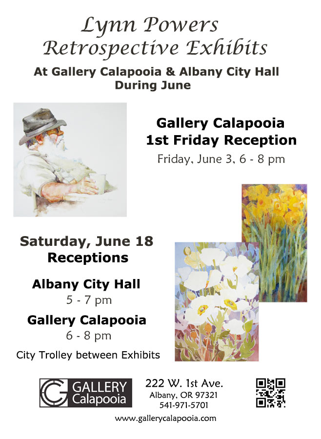Gallery Calapooia - June