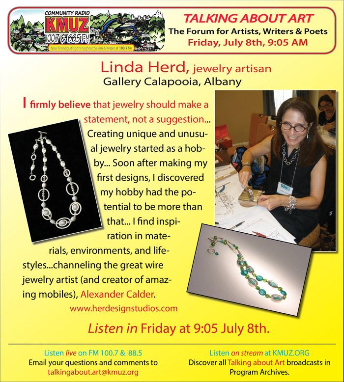 Linda Heard Interview - KMUZ