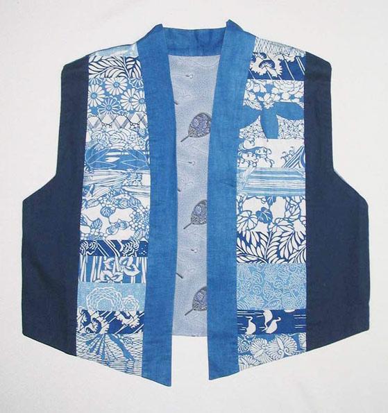 Vest by Karen Miller