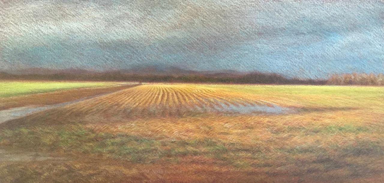 """Landscape in E Major"" by Rachel Oehler"