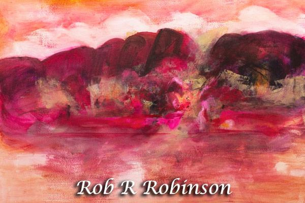 Rob R Robinson