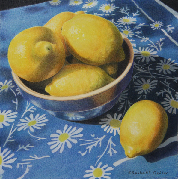 """When Life Gives You Lemons"" by Rachael Oehler"